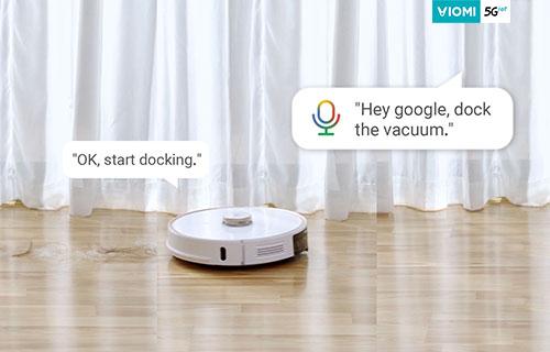 Viomi Robot Vacuum Alpha (S9) - Hey Google, Start Vacuuming!
