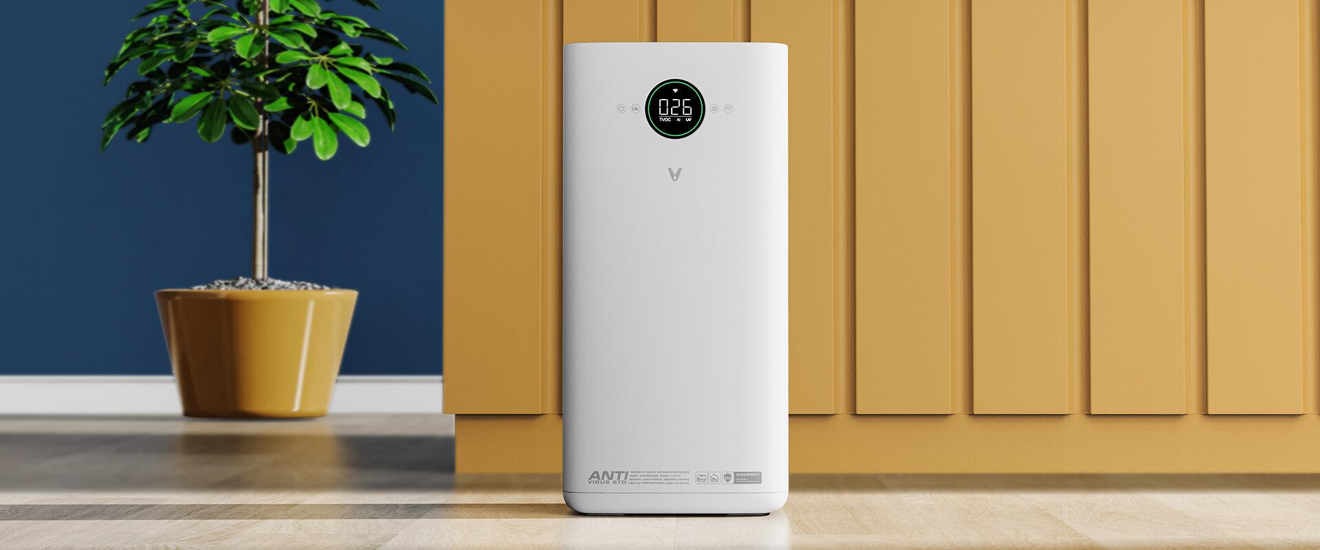 Viomi air purifier