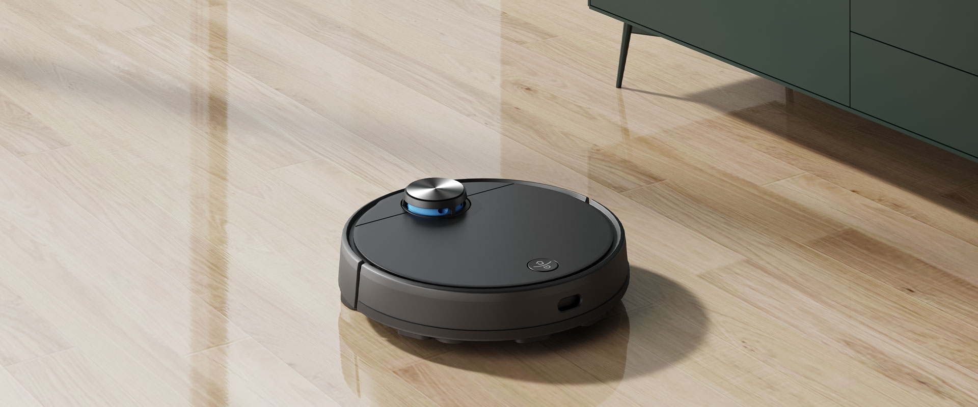 Viomi V3 mopping robot with Multi-level Map