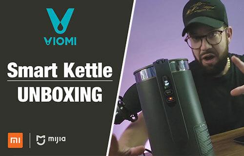 Viomi Smart Kettle Unboxing