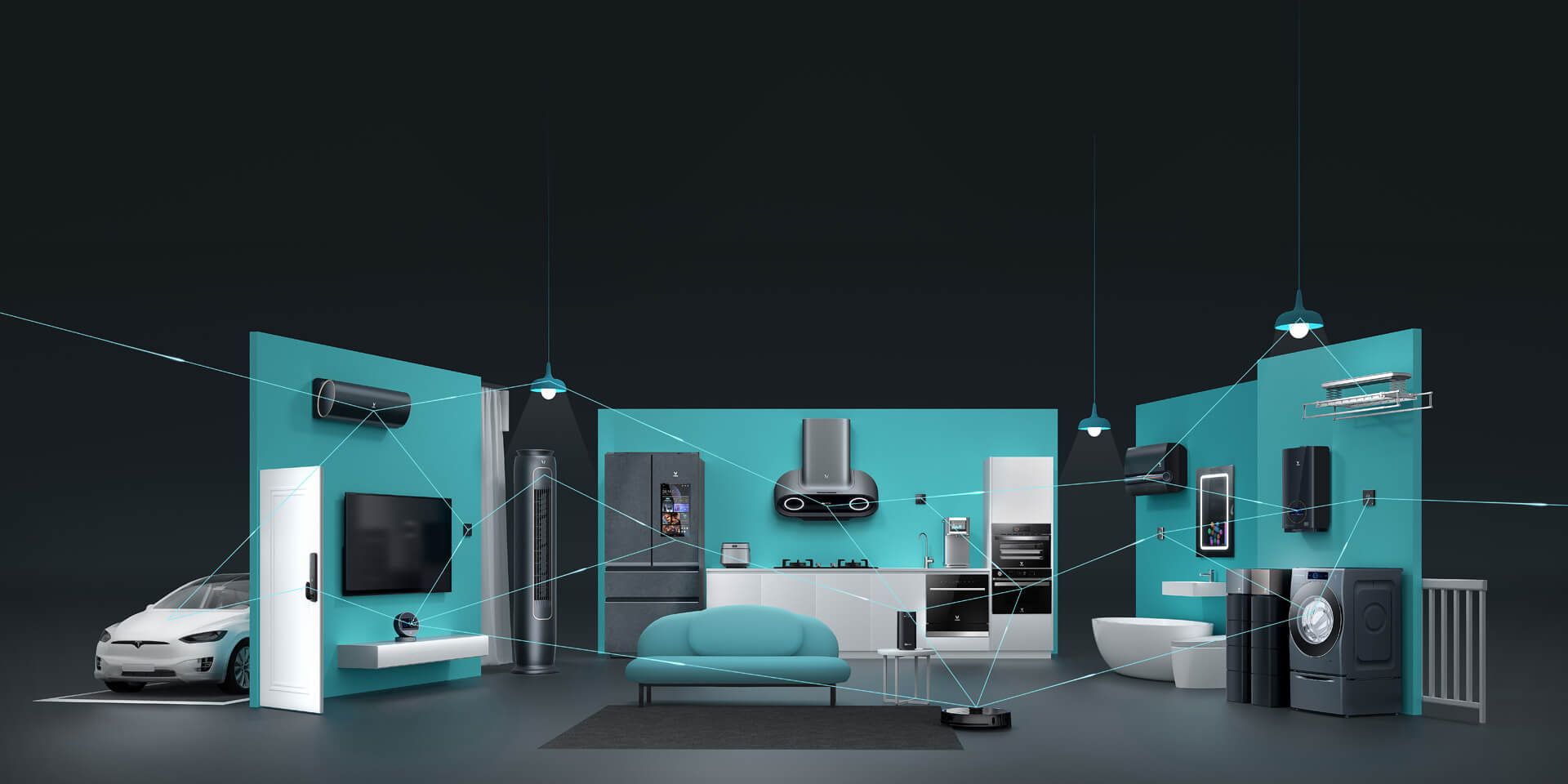 IoT@Home Is The Future