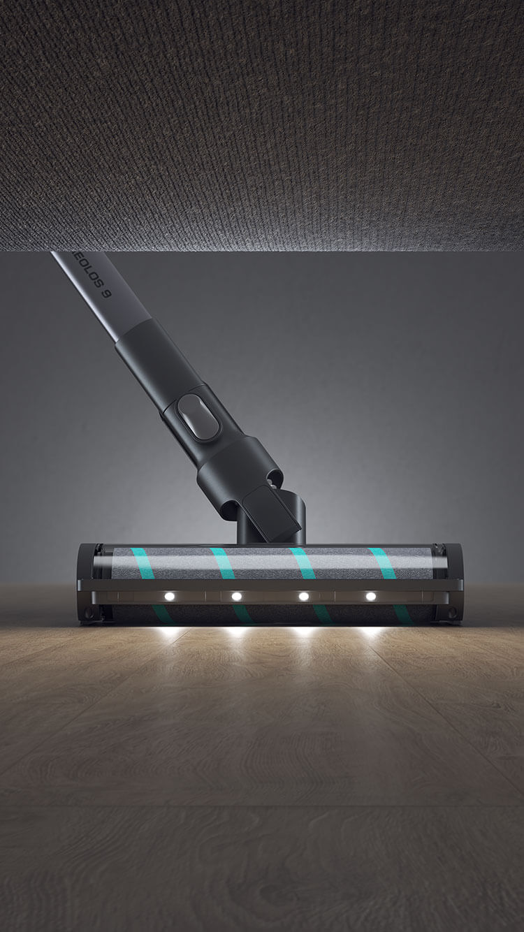 Front LED light source Cleaning more thoroughly-2