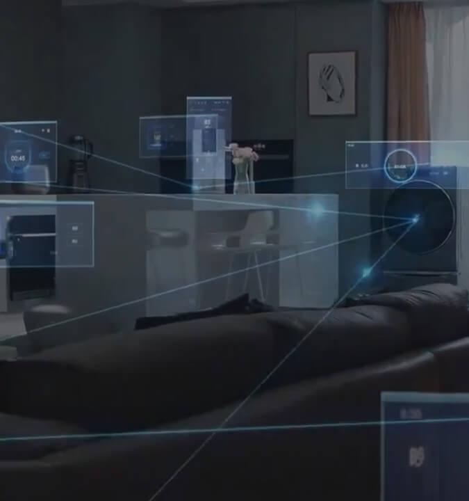 Touch the Viomi Future Home