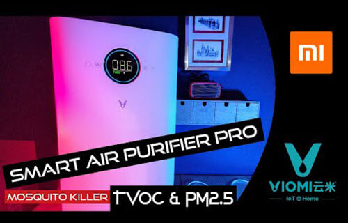 Viomi Smart 'Air Purifier' Unboxing