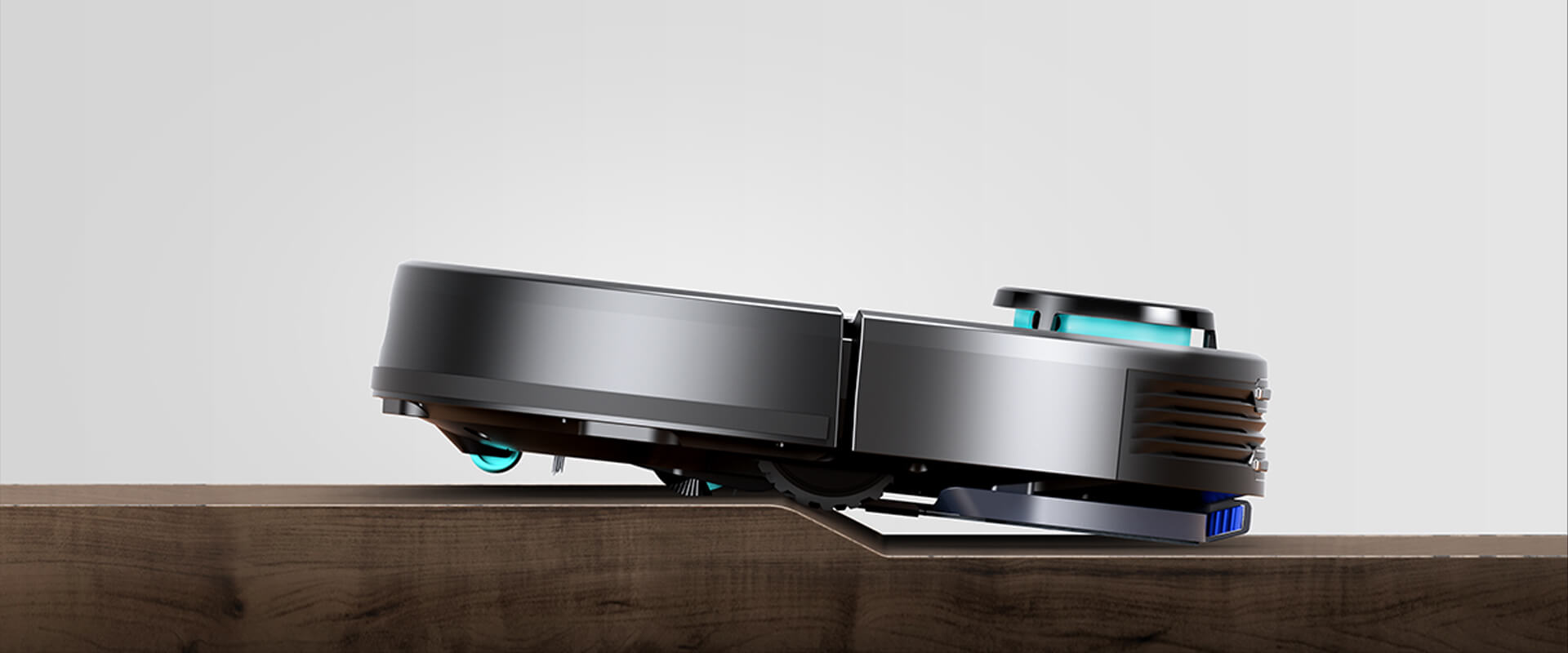 Viomi V2 Pro house cleaning robot with  over 2cm Climbing Obstacles