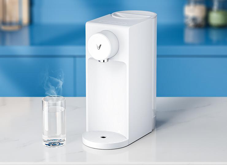 viomi 2.5L instant hot water dispenser