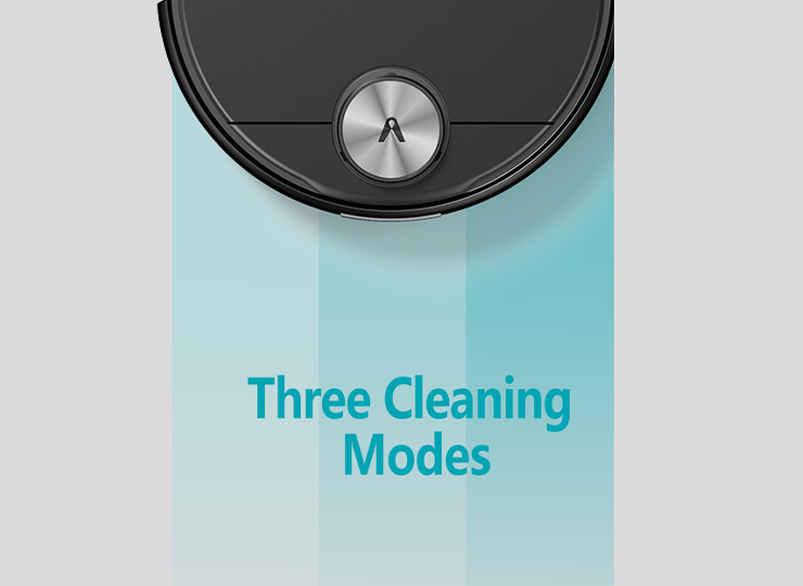 Viomi V3 smart vacuum robot with Three Cleaning Modes