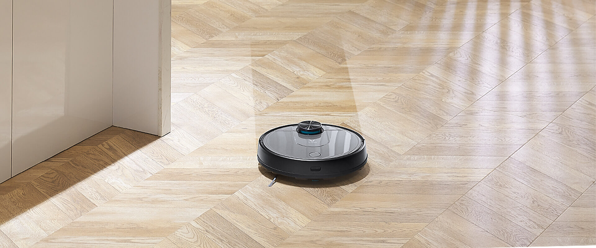 Viomi V2 Pro house cleaning robot with Large Water Tank