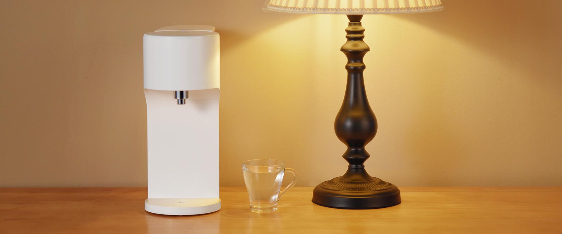 instant hot water dispenser kitchen