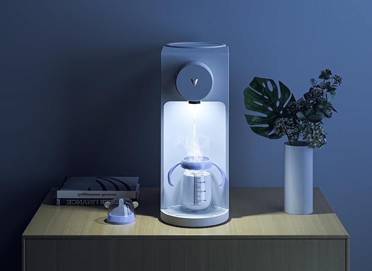 kitchen hot water dispenser