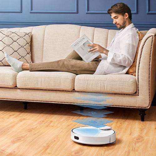 Viomi V3 Max robotic vacuum and mop